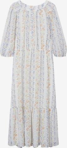 MANGO Dress in White