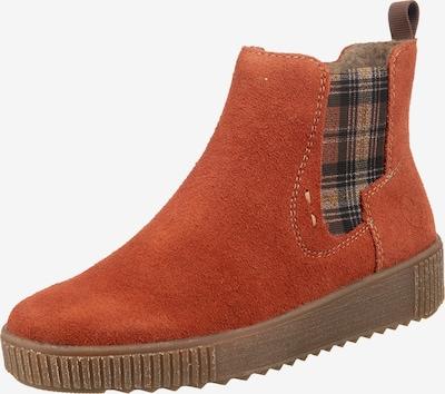 RIEKER Chelsea Boots in orangerot, Produktansicht