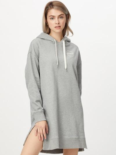 BOSS Casual Kleid 'Ethea' in grau, Modelansicht