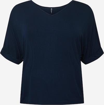 PIECES Curve Tričko 'NEORA' - námornícka modrá, Produkt