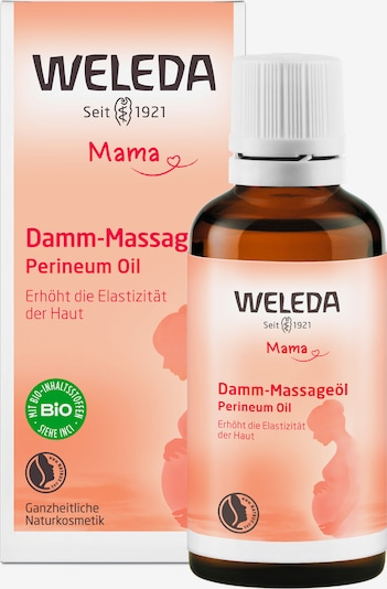 WELEDA Weleda Massageöl in rosé, Produktansicht