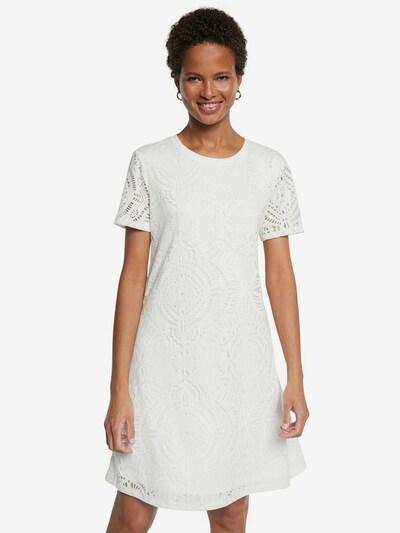 Desigual Kleid in weiß, Modelansicht