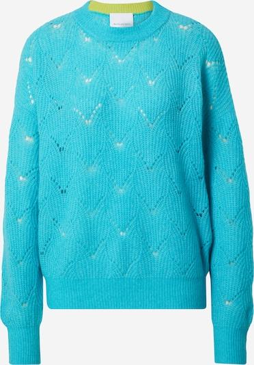 DELICATELOVE Sweater 'NINA' in Aqua, Item view