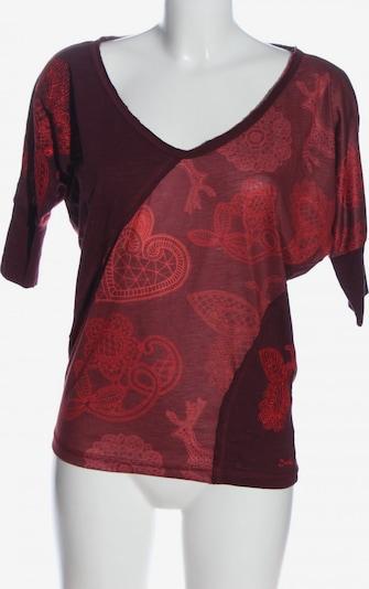 Smash! Schlupf-Bluse in M in rot, Produktansicht