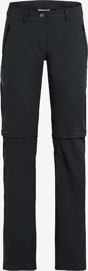 VAUDE Outdoorhose  ' Farley ' in schwarz, Produktansicht