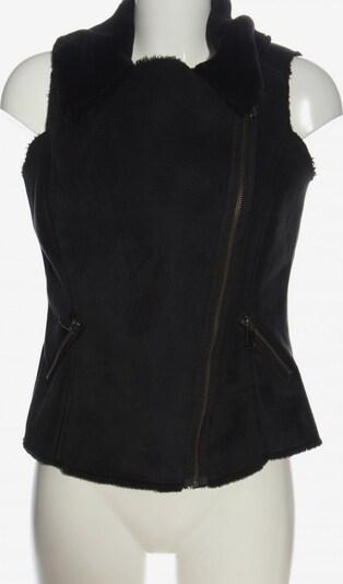 COMMA Bikerweste in S in schwarz, Produktansicht