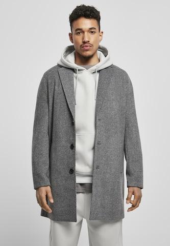 Urban Classics Ανοιξιάτικο και φθινοπωρινό παλτό σε γκρι