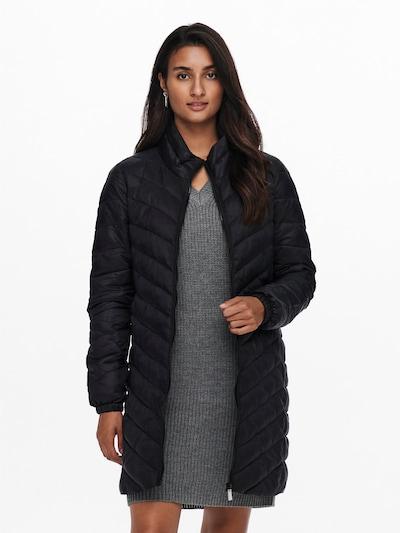 ONLY Mantel 'New Tahoe' in schwarz, Modelansicht