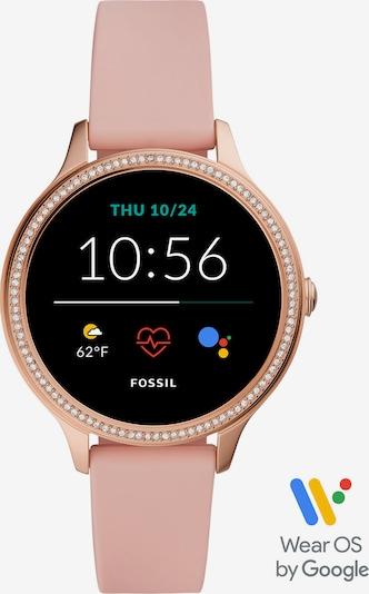 FOSSIL Fossil Damen-Smartwatch Akku ' ' in rosa, Produktansicht