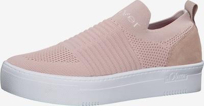s.Oliver Slipper in rosa / weiß, Produktansicht