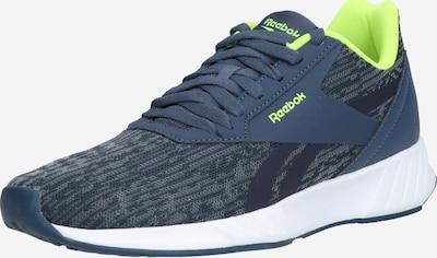 REEBOK Sneaker in navy / neongelb, Produktansicht