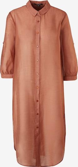 COMMA Blouse in de kleur Bruin, Productweergave
