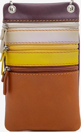 mywalit Crossbody Bag in Brown / Yellow / Purple, Item view
