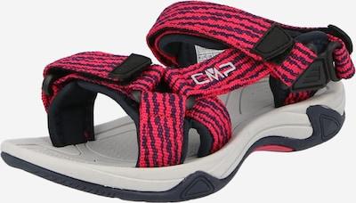 CMP Sandály 'HAMAL' - tmavě šedá / červená, Produkt