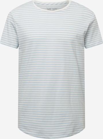 Lee Shirt in Blau