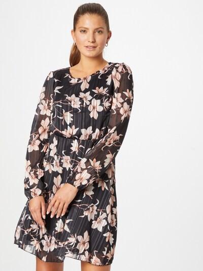 Mela London Kleid in mischfarben / schwarz, Modelansicht