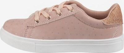 CHARLIE & CO Sneaker in pastellpink / weiß, Produktansicht