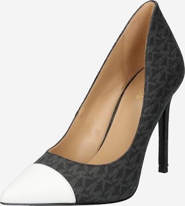 melns MICHAEL Michael Kors Augstpapēžu kurpes 'KEKE'