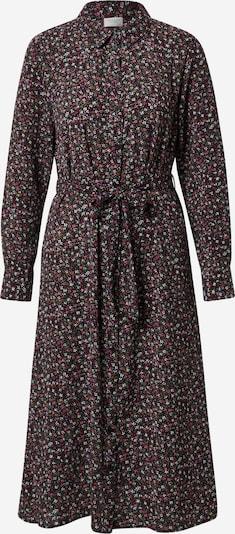 JACQUELINE de YONG Kleid in mischfarben / schwarz, Produktansicht