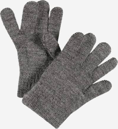 NAME IT Gants en gris chiné, Vue avec produit