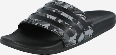 ADIDAS PERFORMANCE Plážová/koupací obuv 'Adilette' - šedá / tmavě šedá, Produkt