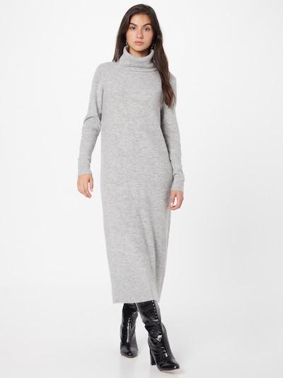 Rochie tricotat 'WESLY' ONLY pe gri deschis, Vizualizare model