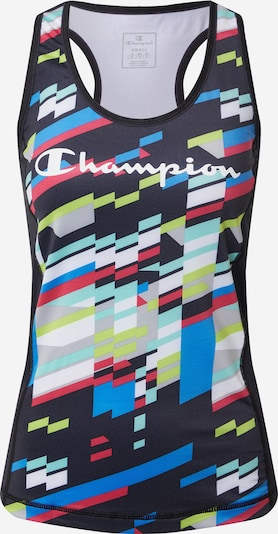 Champion Authentic Athletic Apparel Sportski top u plava / crna, Pregled proizvoda