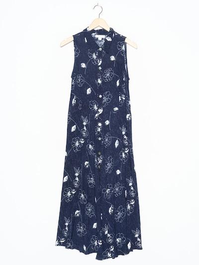 Dressbarn Kleid in S-M in dunkelblau, Produktansicht