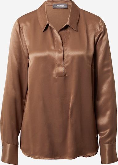 MOS MOSH Blouse 'Lili Davine' in de kleur Bruin, Productweergave