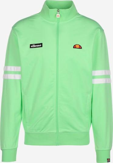 ELLESSE Trainingsjacke in grün, Produktansicht