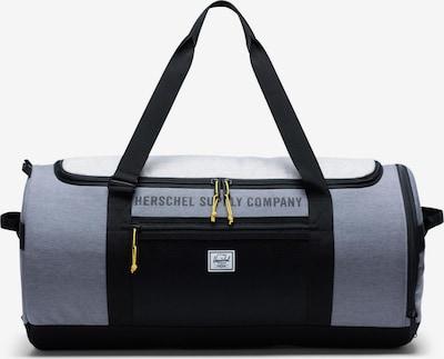 Herschel Tasche 'Sutton Carryall' in blau / schwarz, Produktansicht