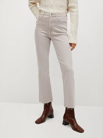 MANGO Jeans 'Sienna' in beige, Modelansicht