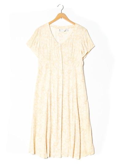 passport Kleid in M-L in hellbeige, Produktansicht