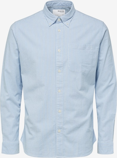 SELECTED HOMME Hemd in taubenblau, Produktansicht