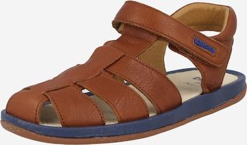Sandales 'Bicho' CAMPER en marron