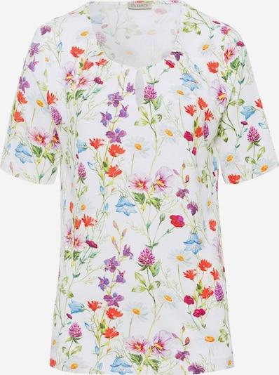 Uta Raasch Shirt in de kleur Gemengde kleuren / Wit: Vooraanzicht