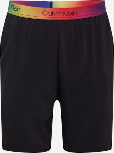 Pantaloni sport 'Pride' Calvin Klein Performance pe culori mixte / negru, Vizualizare produs