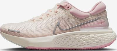 NIKE Laufschuhe in hellgrau / rosa / weiß, Produktansicht