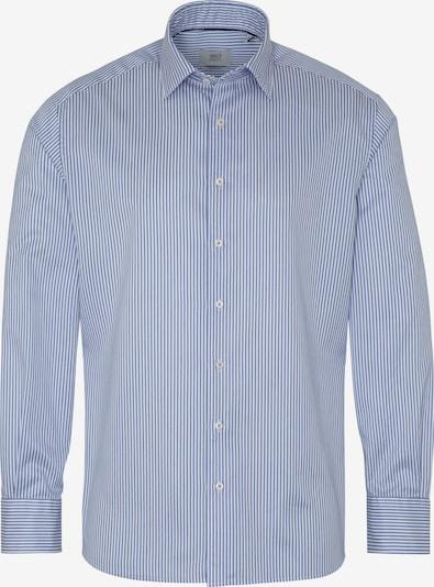 ETERNA Hemd in hellblau / perlweiß, Produktansicht