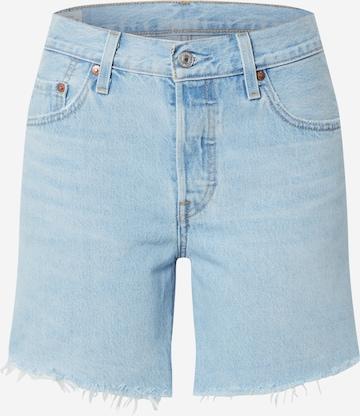 Jeans '501® SHORT LONG' de la LEVI'S pe albastru