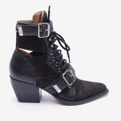 Chloé Dress Boots in 37 in Black, Item view