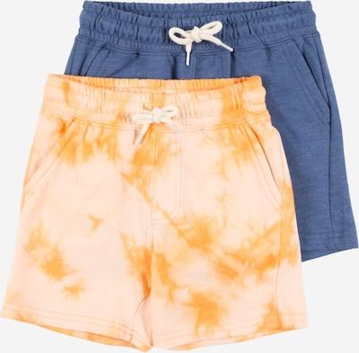 Cotton On Shorts 'HENRY' in blau / orange / pfirsich, Produktansicht