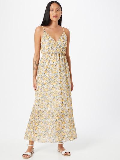 Hailys Kleid 'Myra' in gelb / mischfarben, Modelansicht