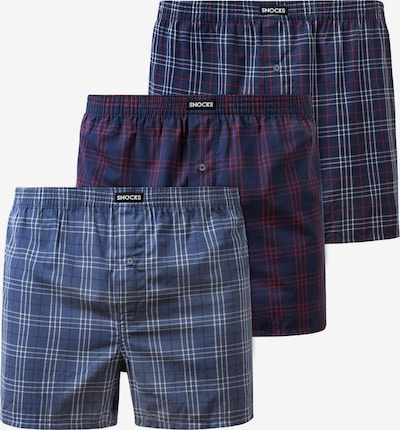 SNOCKS Boxer shorts in Blue, Item view