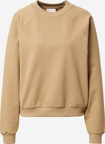 Blanche Sweatshirt 'Hella' in Brown