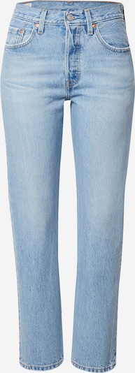 LEVI'S Jeans '501® ORIGINAL' in blue denim / hellblau, Produktansicht