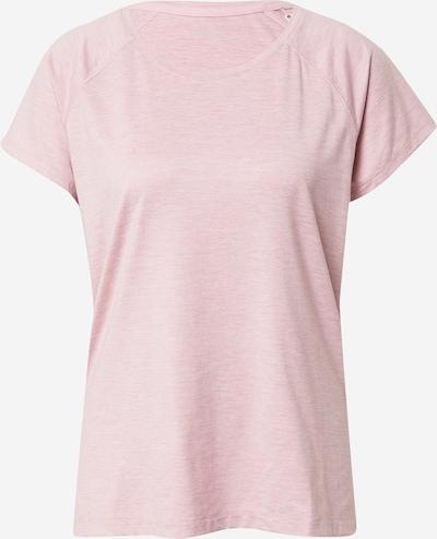 ESPRIT SPORT T-shirt fonctionnel en rose clair, Vue avec produit