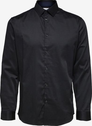 SELECTED HOMME Hemd in schwarz, Produktansicht