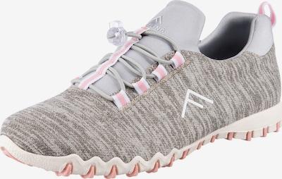 Freyling Sneaker in braunmeliert / rosa, Produktansicht