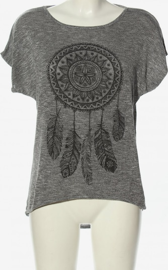 ONE LOVE by Colloseum Oversized Shirt in M in hellgrau, Produktansicht